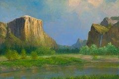 Yosemite #2 11x14