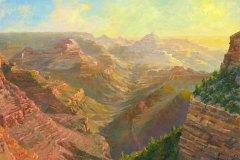 Grand Canyon #4 12x16