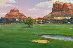 Sedona Golf Resort 8x10