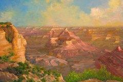 Grand Canyon # 1 15x21