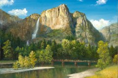 Yosemite 18x24